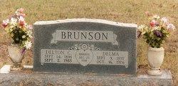 Delton Clanton Brunson
