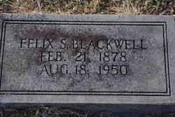 Felix Stubblefield Blackwell