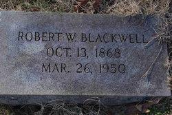 Robert William Blackwell