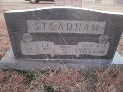 Rozzie Lee <i>Pardue</i> Steadham