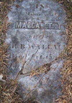 Margaret Theresa <i>Black</i> Wallace
