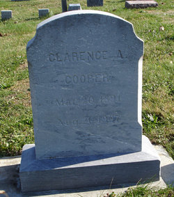 Clarence A Cooper