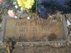 John Francis Jordan