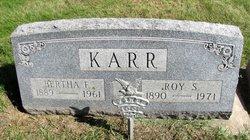 Bertha F. Karr