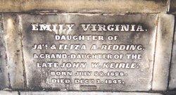 Emily Virginia Redding