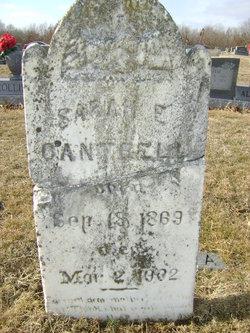 Sarah Ellen <i>Casey</i> Cantrell