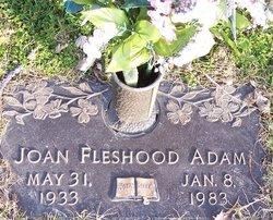 Joan Fleshood Adam