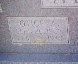 Otice A. Adams