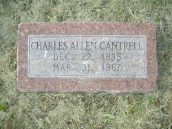 Charles Allen Cantrell