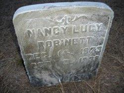 Nancy Lucy <i>Carroll</i> Robinett