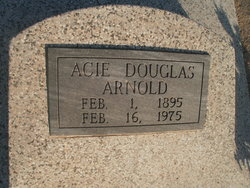 Acie Douglas Arnold
