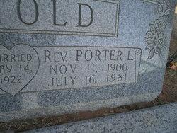 Rev Porter L Arnold