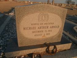 Michael Arthur Arnold