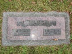 Christoffer August Haug
