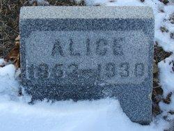 Alice <i>Peck</i> Franklin