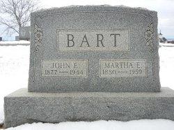 John E Bart