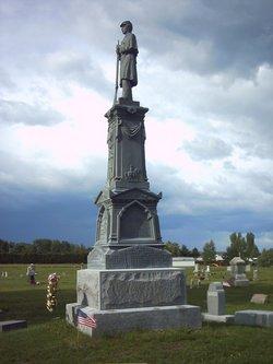 Independence Cemetery Civil War Memorial