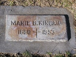 Marie B. Kincaid