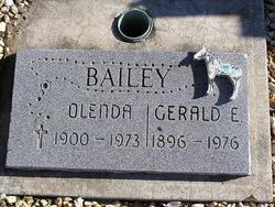 Gerald E. Bailey