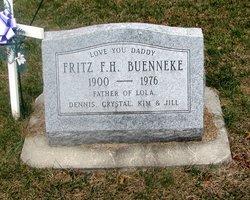 Frederick Henry Fritz Buenneke