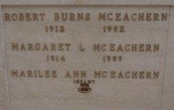 Robert Burns McEACHERN
