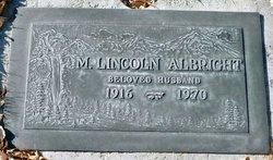 M. Lincoln Albright