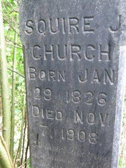 Squire J. Church