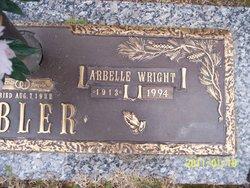 Arbelle <i>Wright</i> Bibler