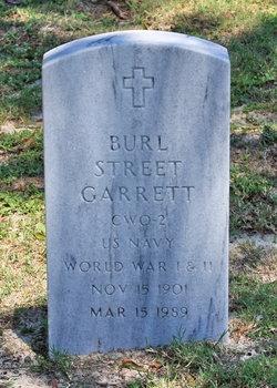 Burl Street Garrett