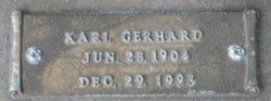 Karl Gerhard Siebach