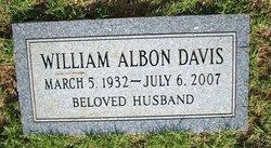 William Albon Bill Davis