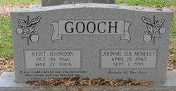 Kent Johnson Gooch