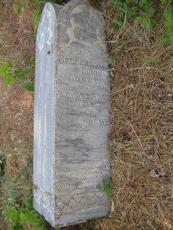 Margaret Elmina Adams