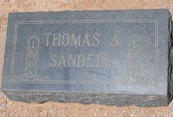 Thomas Alma Sanders