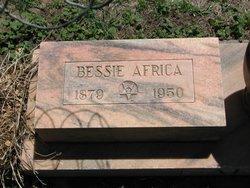 Bessie Belle Africa