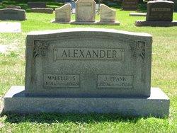 J Frank Alexander, Sr