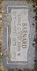 Annie Catherine <i>Pendleton</i> Barnard