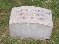 Sarah Sevilla <i>Snyder</i> Green