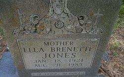 Ella Brenette <i>Roberts</i> Jones