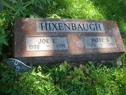 Joseph Ellsworth Joe Hixenbaugh
