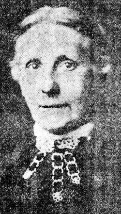 Lydia Jane <i>Hall</i> Argubright