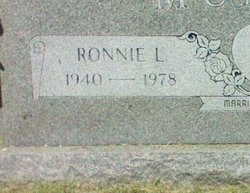 Ronnie Lee Munsey