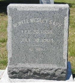 Newell Wesley Sapp