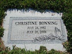 Christine Araminta <i>Sprenger</i> Bonning