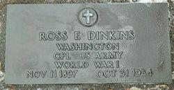 Ross E Dinkins