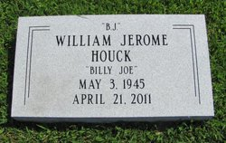 William Jerome B.J. Houck