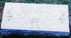 Zella Louise Anderson