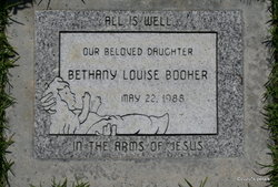 Bethany Louise Booher
