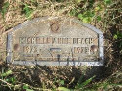 Michelle Anne Beach