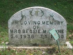 Mrs Bessie M Payne
